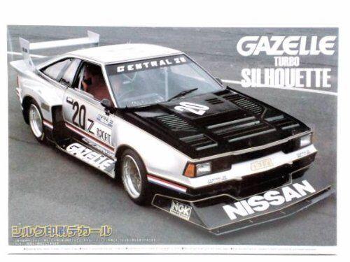 Aoshima 1 24 il Migliore Auto  Vintage No. 65 Nissan Gazelle Turbo Sagoma F S  nelle promozioni dello stadio