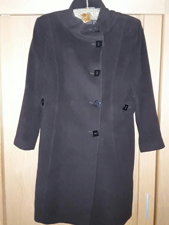 Jaeger Beautiful Mohair Coat size 18
