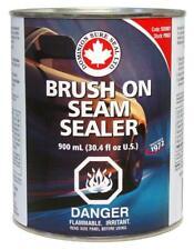 Dominion Sure Seal 500001 Brush On Dark Gray Seam Sealer 900 Ml30 Oz
