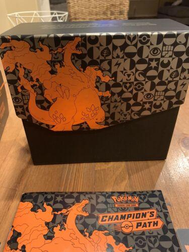 Everything EXCEPT Packs /& Promo ETB Details about  /Pokémon Champions Path Elite Trainer Box