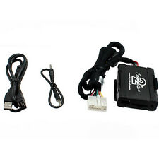CTALXUSB002 LEXUS IS200 UP TO 2004 12 PIN CHANGER PLUG USB ADAPTER LEAD CAR
