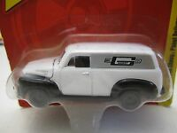 1957 CHEVY HEARSE - CHAMPAGNE & BLACK JOHNNY LIGHTNING 1 64 SCALE Toys