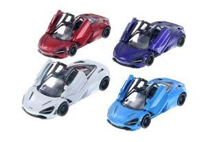 5-034-Kinsmart-McLaren-720S-1-36-Scale-Diecast-Model-Toy-Car-Red-White-Blue-Purple