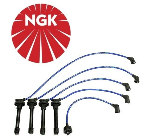 NGK Set Spark Plug Wire for Honda Prelude 96 95 94 93 2001 2000 99 98 97 1996