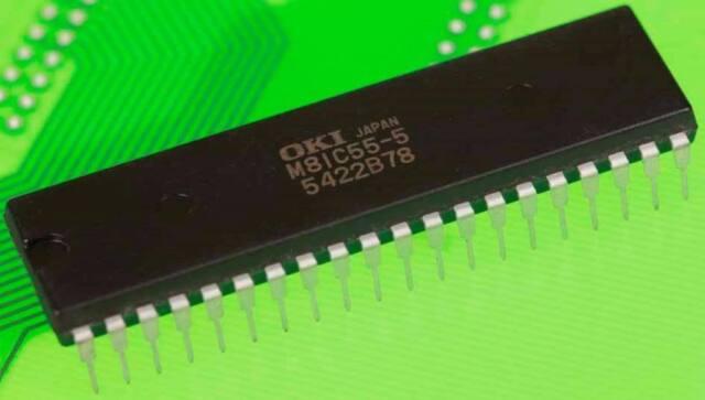 2PCS MITSUBISHI M5L2112AP-4 M5L2112 1M Static RAM