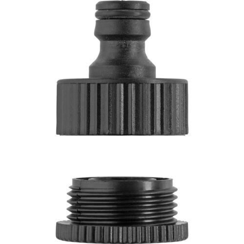 Kärcher Hahnanschluss G1 mit G3//4 Reduzierstück 2.645-007.0 Hahnstück