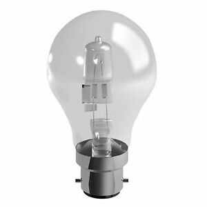 Duracell-28-W-BC-b22-Bayonet-Cap-Halogenes-Globe-Dimmable-Energy-Saving-Light-Bulbs