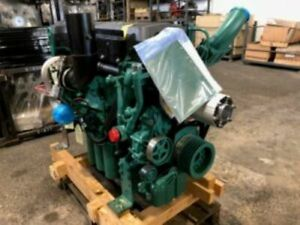 Volvo TAD952VE Diesel Engine, 335HP. ALL Complete and Run Tested.