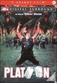 Platoon (Oliver Stone) DVD CECCHI GORI FUORI CATALOGO