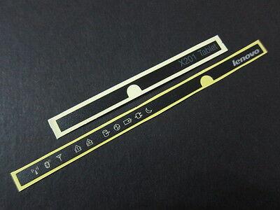 Lenovo ThinkPad X201 Indicator Plate Bluetooth WWAN