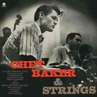 Chet Baker & Strings by Chet Baker (Trumpet/Vocals/Composer) (Vinyl, Jun-2014, Wax Time)