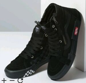 e79060b08ca38f Vans SK8-Hi Reissue CAP Decons (Checkerboard) Black US Men Sz 8.5 ...