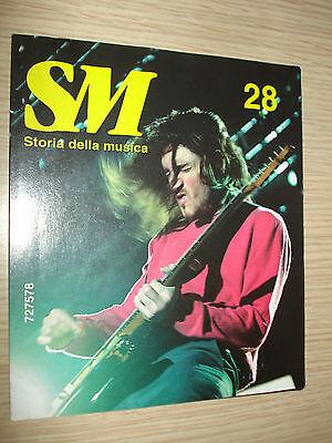 727578 SM STORIA DELLA MUSICA N°28 EMINEM JANNACCI RED HOT SHAKIRA TENCO REI
