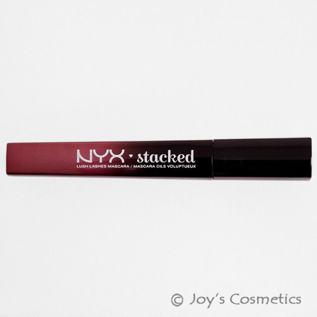 "1 NYX Lush Lashes Mascara "" LL 03 - Stacked ""    *Joy's cosmetics*"