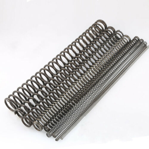 Length 300mm Compression Spring Pressure Springs Wire Dia 0.3mm-2.0mm OD 2-35mm