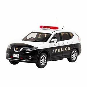 RAI-039-S-1-43-NISSAN-X-Trail-T32-2017-Japon-voiture-de-police-H7431707-avec-suivi-NEUF