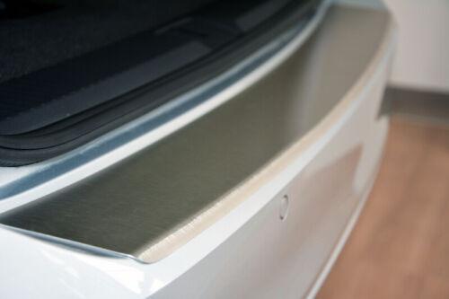 Ladekantenschutz für FIAT 500X ab2018 Kantenschutz AluNox®