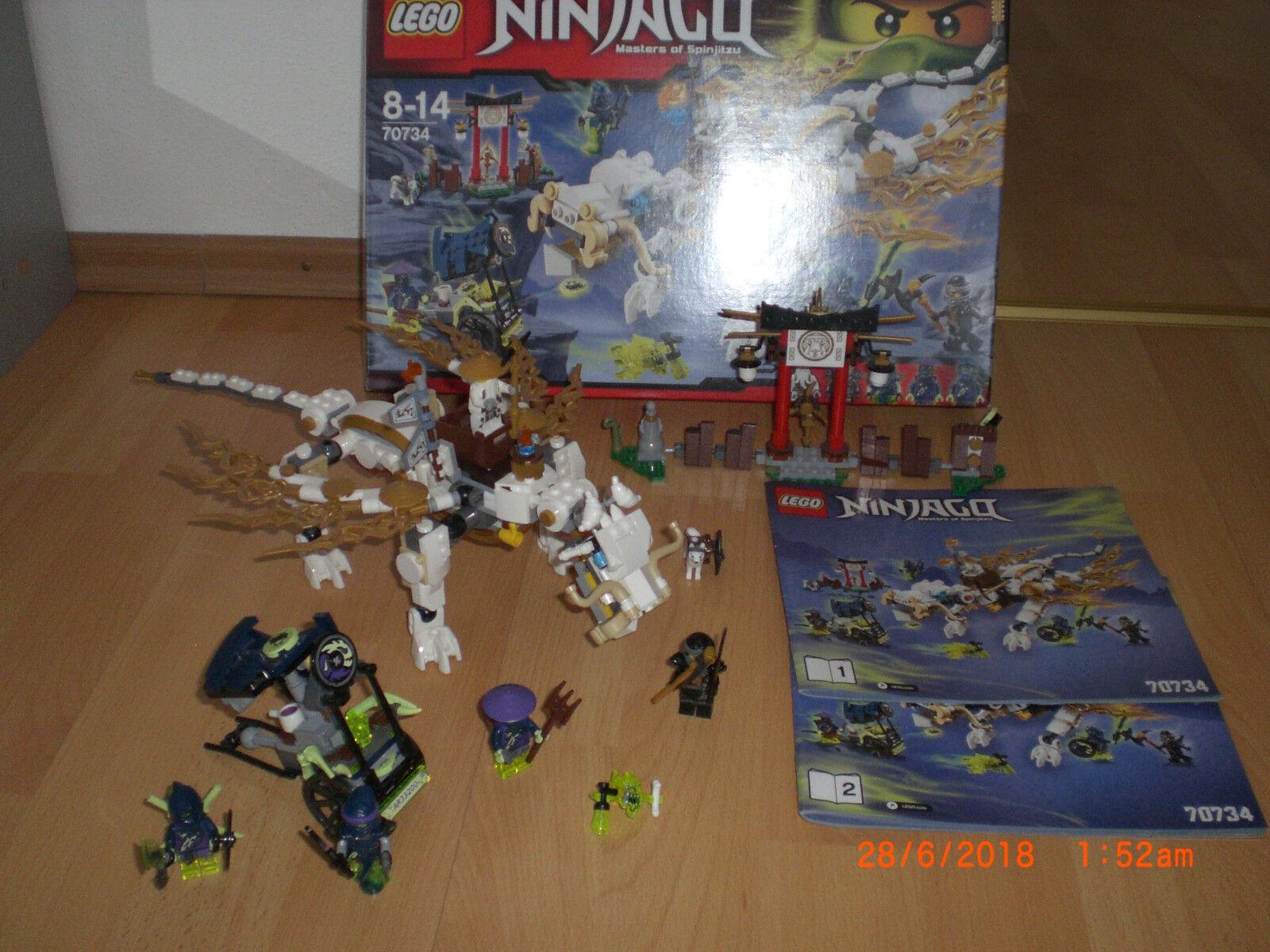 LEGO® NINJAGO -