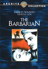 THE BARBARIAN NEW DVD
