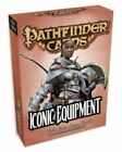 Pathfinder Item Cards Iconic Equipment 9781601255365 Games