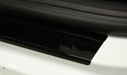 Für  Ford Edge SparSet  Ladekantenschutz Einstiegsleiste Schwarz Glanz Schutz