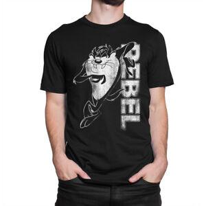 Tasmanian-Devil-Looney-Tunes-T-Shirt-Taz-Rebel-Vintage-Tee-All-Sizes