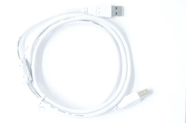 USB PRINTER LEAD/CABLE HP DESKJET  3055/3055A/6980/D2600/D5500/F2400/F4240/F4210