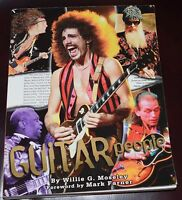 Guitar People By Willie Moseley