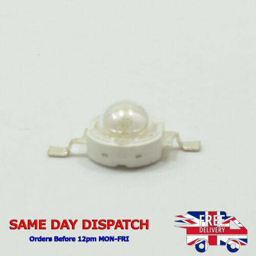 1 W 60-70 LM VERDE Epistar Chip 3.2V-3.4V Alta Potencia LED Bombilla #Y08 Lámpara Diodos