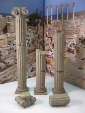 Reality In Scale 35103 Ionic Column Set- resin diorama model accessory  kit
