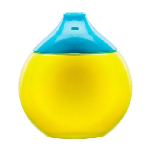 Green//Blue Kids Childrens Toy 9+ Months Sippy Cup B11059 Boon Fluid