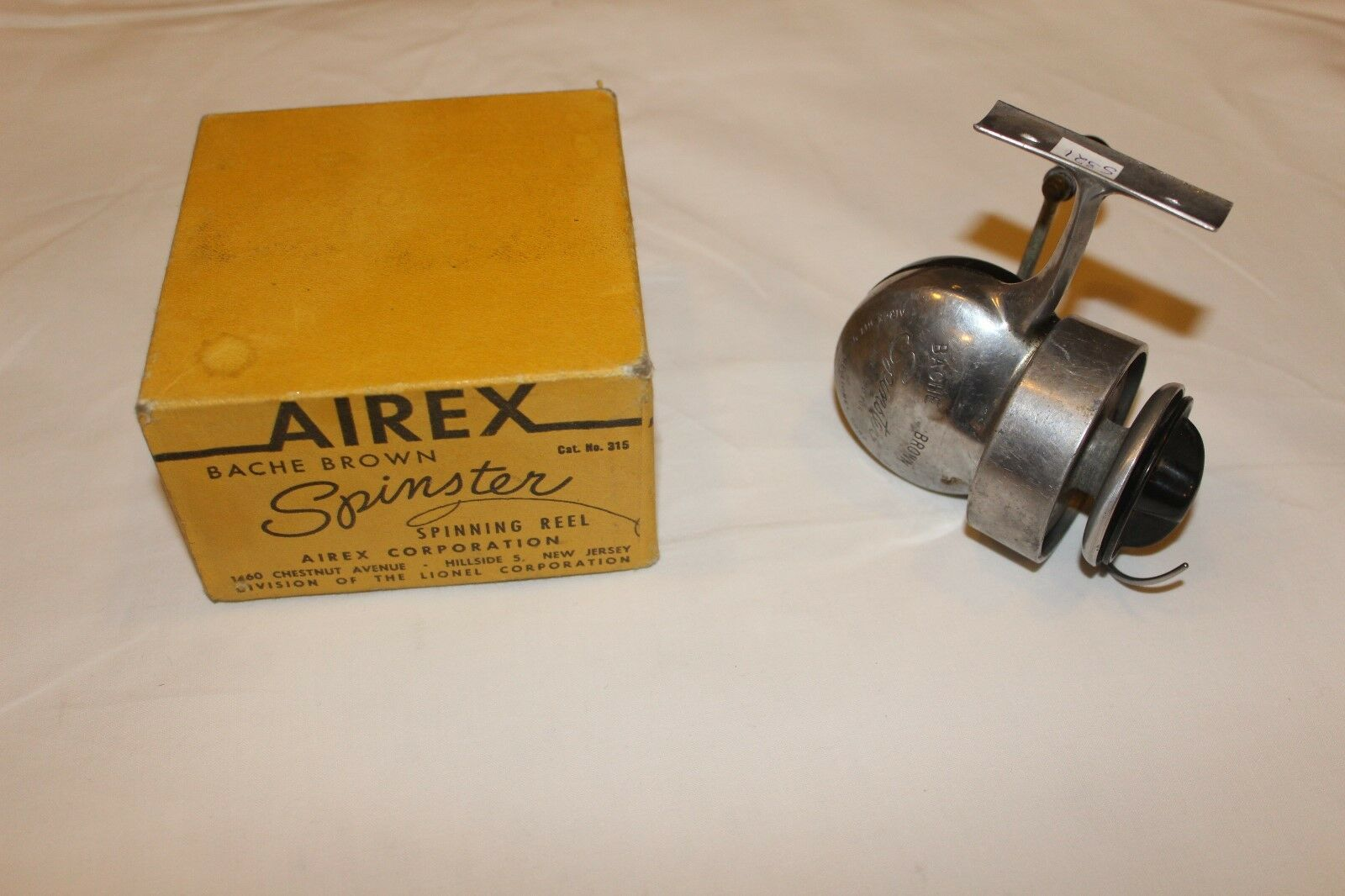 AIREX ovp-nr-632 Spinster-mezzo STAFFA nel ovp-nr-632 AIREX 2a2f29