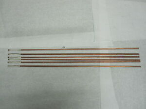 Unpolished 1//8 Thickness 3//4 Width Finish Mill 72 Length ASTM B187 H04 Temper 110 Copper Rectangular Bar