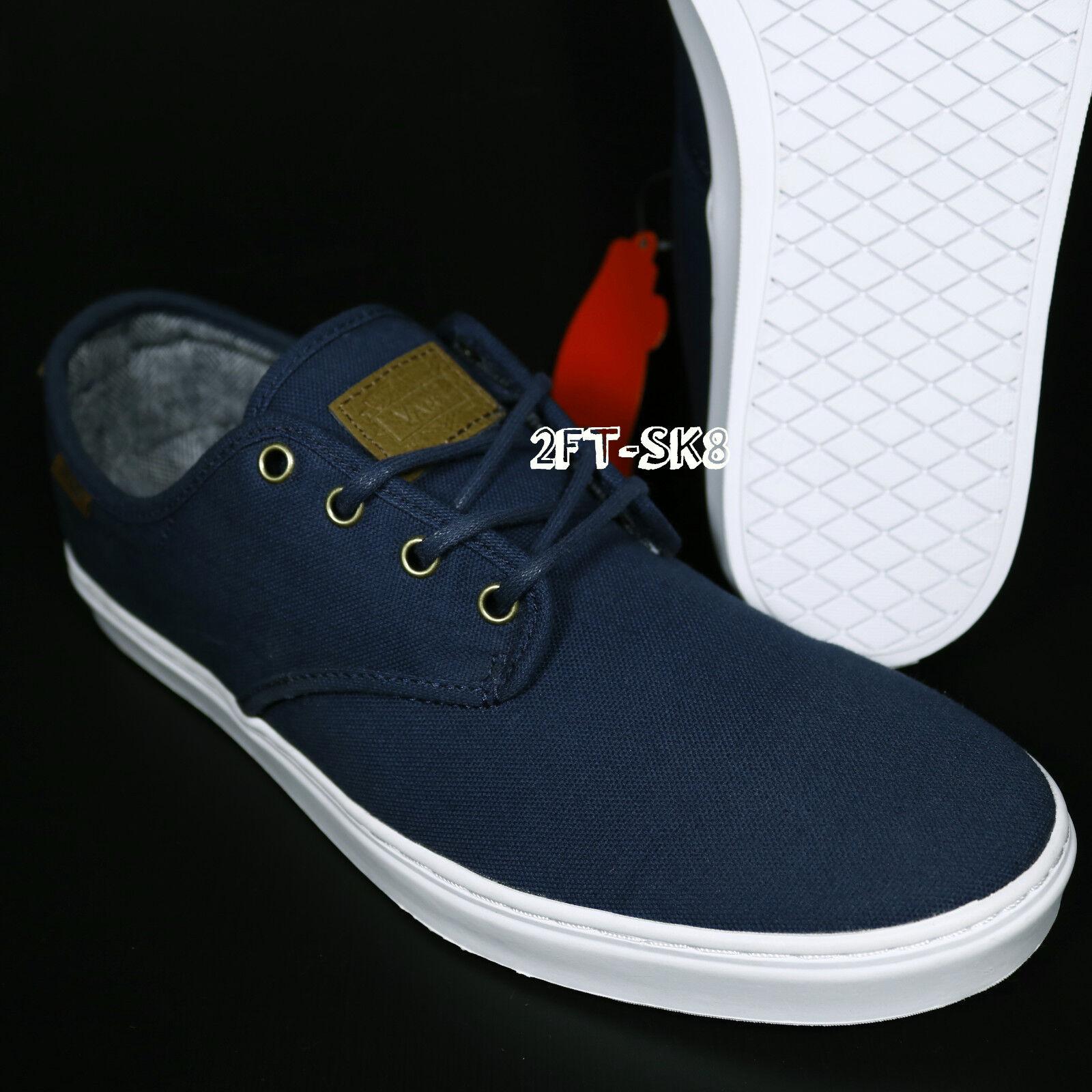 VANS BlauS LUDLOW CANVAS DRESS BlauS VANS WEISS MEN'S SKATE Schuhe///S89138.194 85f3f1
