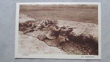 CPA animée Cavalerie En manoeuvres. Fusil mitrailleur chatellerault modèle 24/29