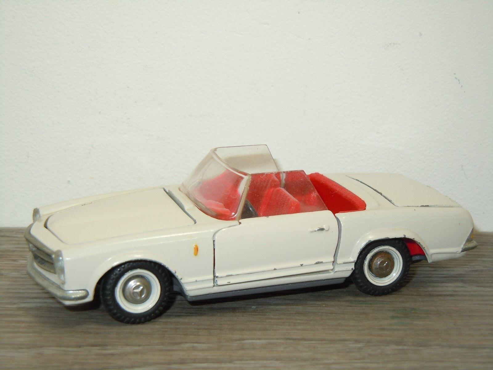Mercedes 280SL Pagoda - Kirk Denmark 1 43 35043