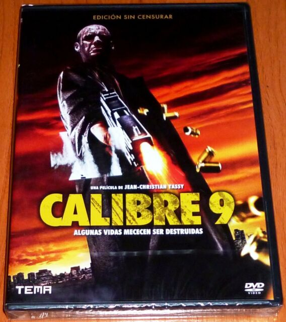 CALIBRE 9 / Caliber 9 - Precintada