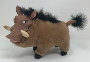 Vintage-PUMBAA-Authentic-Disney-THE-LION-KING-Plush-Doll-Warthog-Movie-1994-Toy