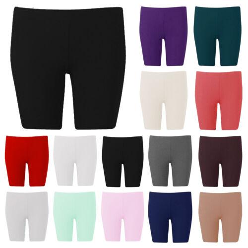 Donna Corta Taglie Forti Hot Pants CICLISMO Mini Corto 8-26