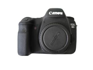 Canon EOS 6d Digital SLR Camera Full Frame-Black (Body Only)