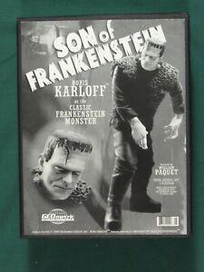 Son-Of-Frankenstein-Karloff-Monster-Vinyl-Kit-w-Resin-Base-1-8-Geometric-Design