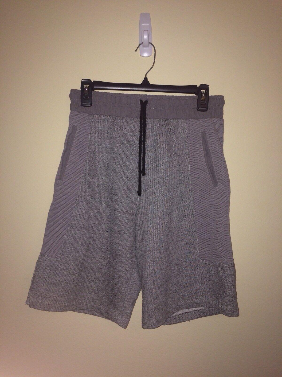 John Elliott Hoya Shorts Grey 2 Medium Elliot Dark Grey Basketball