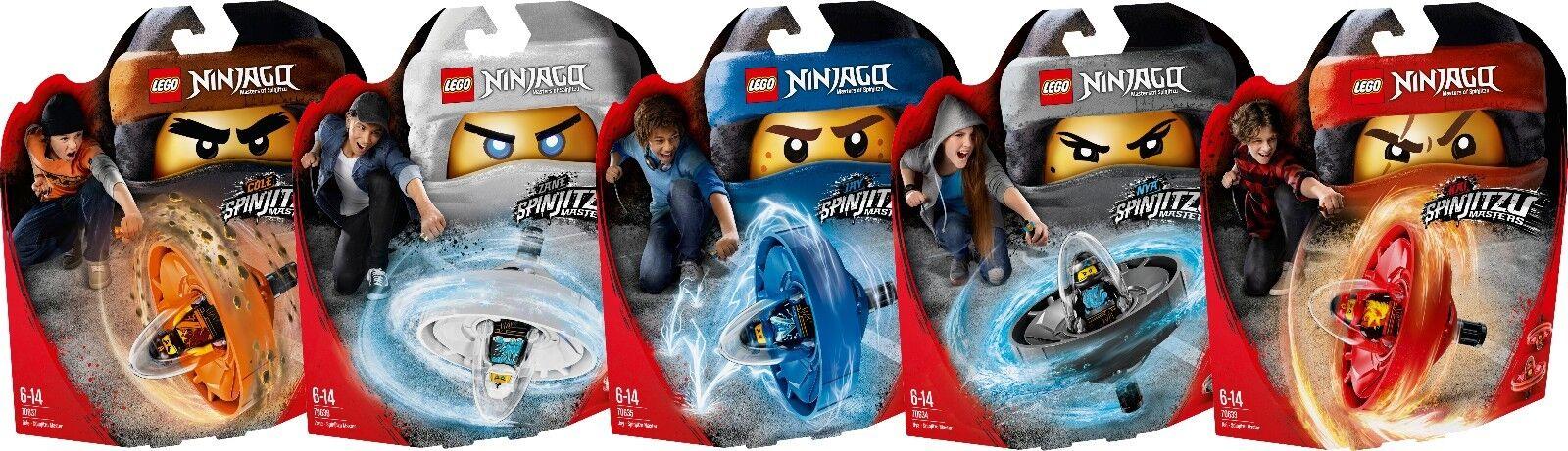 LEGO®  Ninjago Spinner 70634 Spinjitzu 70637 70636 70635 70634 Spinner 70633 N1/18 ed373a