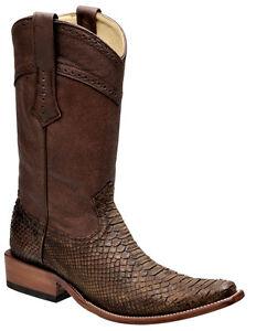 6f58fa8fffb Details about 1B Python Cowboy Western Boots handmade Cuadra Boots