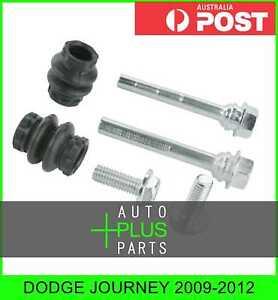Fits-DODGE-JOURNEY-2009-2012-Brake-Caliper-Slide-Pin-Brakes-Rear