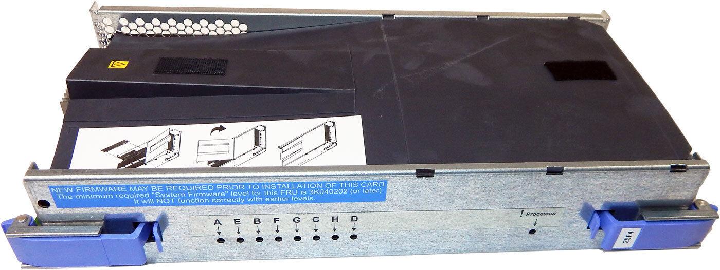 IBM 1.45Ghz 2-Way Power 4 Plus CPU Card Assy 80P4450 09P2755 ccin 25F4 ASM