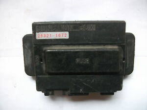 kawasaki fuse box 26021 1072 image is loading kawasaki fuse box 26021 1072