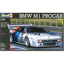 REVELL BMW M1 Procar 1:24 Model Car Kit - 07247
