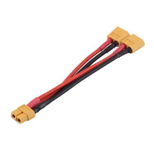 Stecker Parallel Splitter F16768 Batterie XT60 Kabelverlängerung