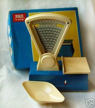 Old TOY Balance Piko DDR+ box